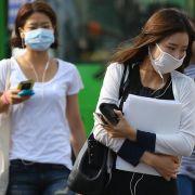 Noch mehr Mers-Patienten in Südkorea (Foto)