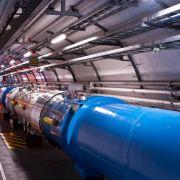 Teilchenbeschleuniger nach 27 Monaten wieder voll in Betrieb (Foto)