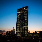EZB lässt Leitzins auf Rekordtief (Foto)