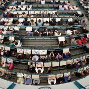 Ausländische Studenten gehen Arbeitsmarkt zu oft verloren (Foto)