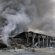 Blutigste Kämpfe seit Februar erschüttern die Ostukraine (Foto)