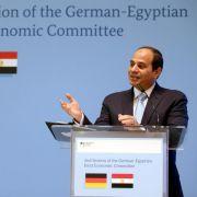 Al-Sisi bringt ägyptischen Rekord-Auftrag für Siemens mit (Foto)
