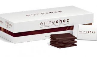 Diese dunkle Schokolade soll helfen, jung auszusehen. (Foto)