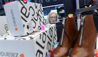 Zalando erobert die zweithöchste deutsche Börsenliga (Foto)
