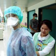 Südkorea meldet nach Mers-Ausbruch dritten Todesfall (Foto)