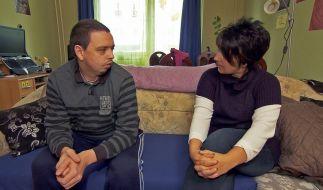 """Andreas Höber, der seinen Spitznamen """"Psycho-Andreas"""" nicht umsonst trägt, ist wieder da - in einer kultigen Folge von """"Frauentausch"""" bei RTL2. (Foto)"""