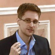 Snowden ist von der Wirkung seiner Enthüllungen begeistert (Foto)