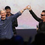 Neue Töne in Apples Musikgeschäft erwartet (Foto)
