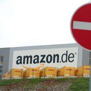 Erneut Streik bei Amazon in Bad Hersfeld und Leipzig (Foto)