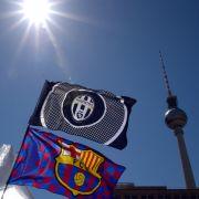 Barcelona gewinnt 3:1 gegen Juventus Turin (Foto)
