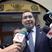 Rumäniens Ministerpräsident der Geldwäsche verdächtigt (Foto)