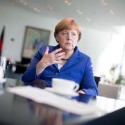 Merkel: G7-Gipfel in Welt voller Konflikte nötig (Foto)