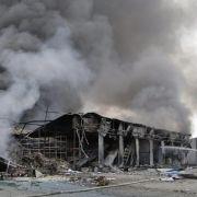 OSZE: «Erhebliche Verschlechterung» in der Ostukraine (Foto)