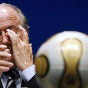 """Verbandsvorsitzender erklärt: """"Blatter ist tot!"""" (Foto)"""