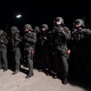 Proteste vor G7-Gipfel: Tausende Polizisten im Einsatz (Foto)