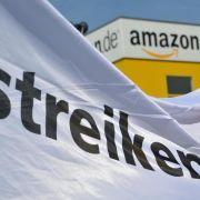Verdi mit Streik bei Amazon zufrieden (Foto)