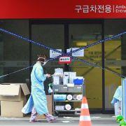 Zahl der Mers-Kranken in Südkorea steigt auf 50 (Foto)