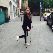 Bänderriss? Ekaterina meldet sich zu Wort (Foto)