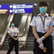 Mers-Virus: Südkorea meldet fünftes Todesopfer (Foto)