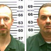 Mörder bohren sich Weg aus US-Gefängnis (Foto)