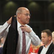 Gysi tritt als Fraktionschef ab (Foto)