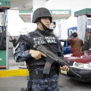 Krawalle überschatten Zwischenwahlen in Mexiko (Foto)