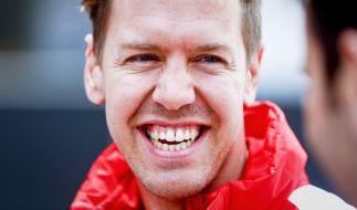 Gerüchten zufolge darf sich Sebastian Vettel über weiteren Nachwuchs freuen. (Foto)