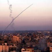 Israel: Hamas bemüht sich um Ende von Raketenfeuer (Foto)