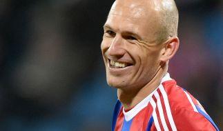 Arjen Robben warnt vor Umbruch beim FC Bayern. (Foto)