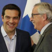 Athen: Juncker ist ein Freund Griechenlands (Foto)