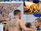 Nichts für Fleischesser: So vegetarisch ist die Bundesliga. (Foto)