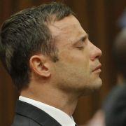 Pistorius kommt schon imAugust auf Bewährung frei (Foto)