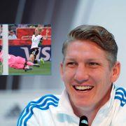Bastian Schweinsteiger fordert: Schaut mehr Frauen-Fußball! (Foto)