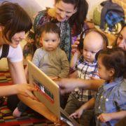 New Yorkerin bietet DJ-Kurse für Kleinkinder an (Foto)