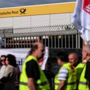 Post-Tarifkonflikt eskaliert: Verdi weitet Streiks aus (Foto)