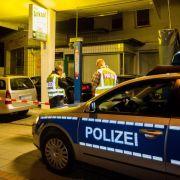 Hannover:Hausbesitzer erschießt mutmaßlichen Einbrecher (Foto)