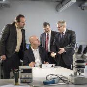 Forschungspreis für schnelle Wundheilung mit Plasma (Foto)