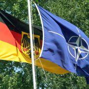Studie: Deutsche zögern bei Beistand für Nato-Partner (Foto)