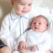 Wer wird Pate für Prinzessin Charlotte? (Foto)