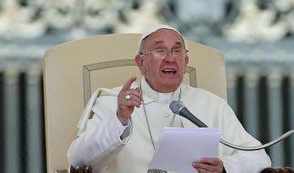 Papst richtet Tribunal für Kampf gegen Kindesmissbrauch ein (Foto)