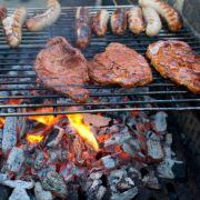 Gesund und lecker grillen (Foto)