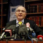 Angehörige von Germanwings-Opfern treffen Chefermittler (Foto)