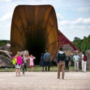 """Proteste! """"Vagina der Königin"""" erregt Touristen (Foto)"""