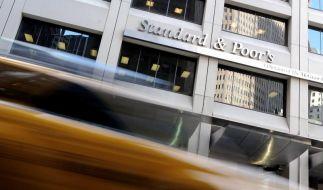 Ratingagentur S&Pstuft Griechenland weiter herab (Foto)