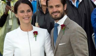 Am kommenden Samstag, 13. Juni 215, werden Prinz Carl Philip von Schweden und Sofia Hellqvist heiraten. (Foto)