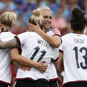 Volltreffer! Die Fußball-Traumfrauen der WM (Foto)