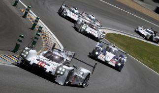 Wer gewinnt das Rennen in Le Mans 2015? (Foto)