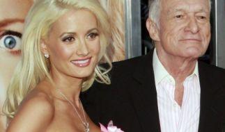 Holly Madison beichtet Unglaubliches über Hugh Hefner. (Foto)