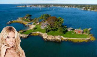 Medien berichten: Auf diese Luxus-Insel hat Heidi ein Auge geworfen. (Foto)
