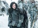 Jon Snow (Kit Harington) erreicht als Gefangener das Lager der Wildlinge (undatierte Filmszene). (Foto)